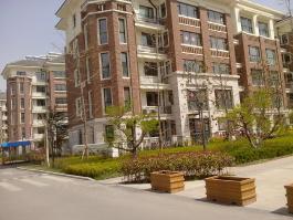 开元香舍里位于城市主人东方
