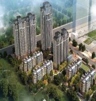 华强·领秀城位于溪苑兰亭东北方