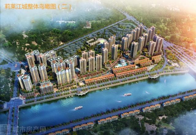 金鸿莉莱江城