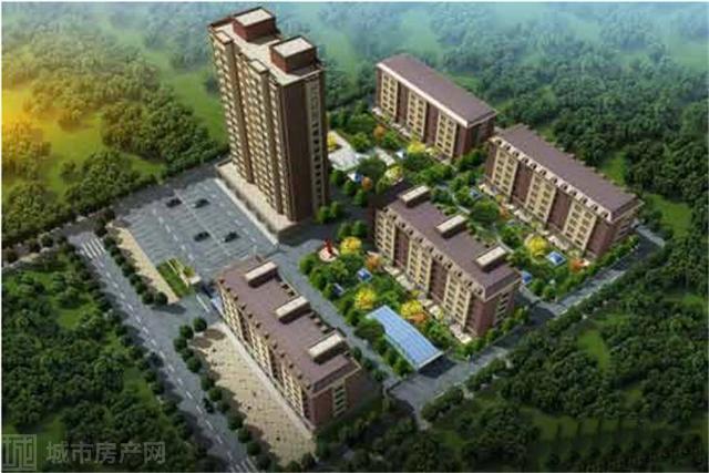 江达国际花园·新荣城