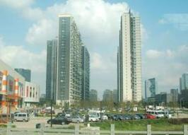 万达广场公寓