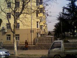 四方机厂宿舍