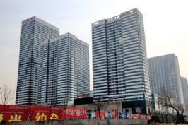 青岛中央商务区万达广场