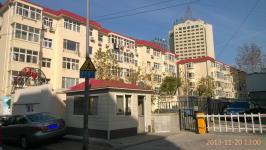 八一花园位于海信·燕岛国际公寓东北方