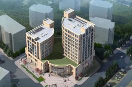 永新公馆位于海信·燕岛国际公寓西北方