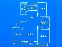 嘉合福远·蓝图户型图