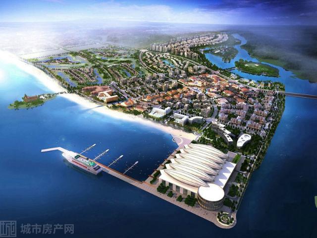 华贸·蔚蓝海岸
