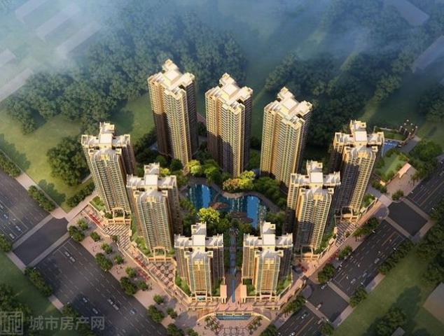 尚城山水花园