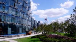 上海港国际客运中心B地块项目