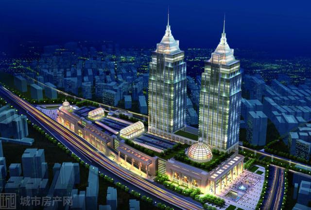 上海月星环球商业中心