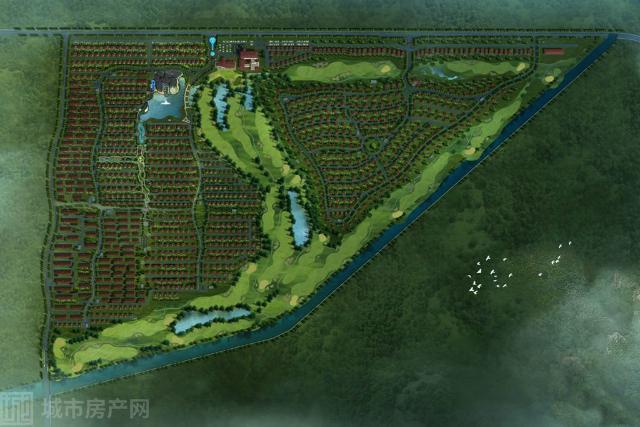 华贸东滩花园