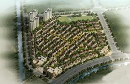 安亭瑞仕华庭位于旭辉铂悦西郊北方
