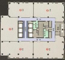上海中一国际大厦户型图
