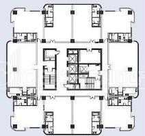 飞洲时代大厦户型图