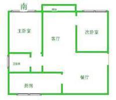 滨江大楼户型图