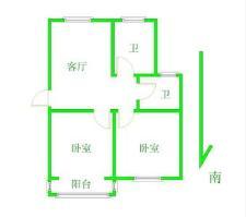 梅六小区户型图