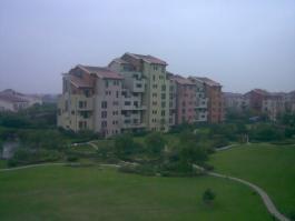 上海西庭网球俱乐部和公寓