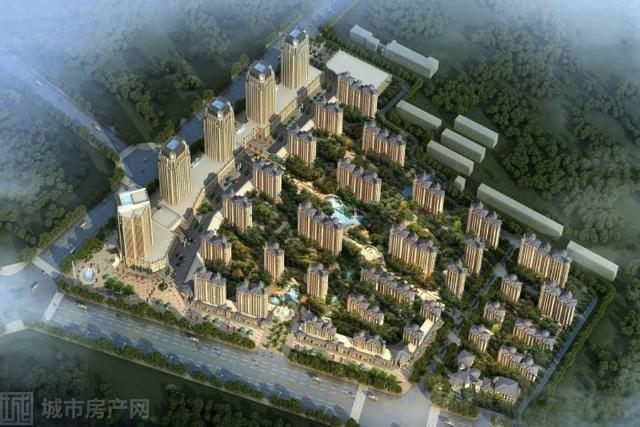 华远翡翠城