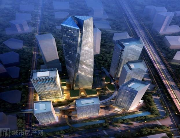 香江金融中心