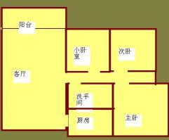 锦林新居户型图