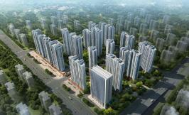 绿景未来城位于半山中庭东方
