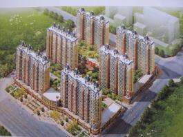 清枫华景位于国际大都会东南方