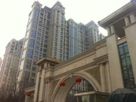 恒大华府位于国际大都会西南方