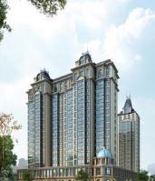 海棠公馆位于国际大都会东南方