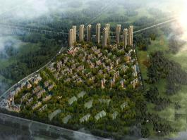 凤河孔雀城