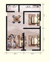 凌奥国际公寓户型图