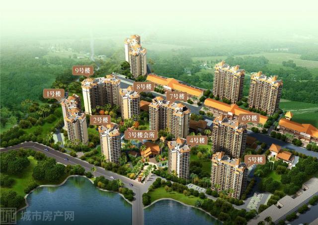 鑫河中央绿园