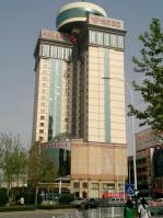 圣荣国际商务大厦位于中央生活城东北方