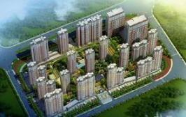 北大·锦城位于九州方圆国际西方