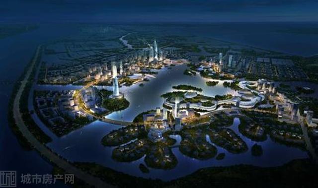 瓯江国际新城