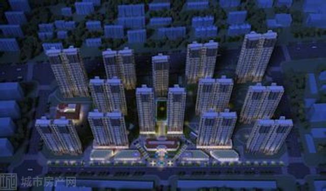 中国水电·盛世江城