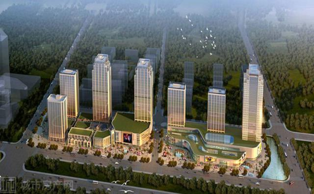 新城阳光国际广场