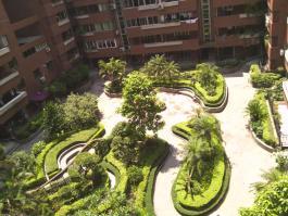 禾祥苑位于帝景苑东南方