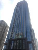 禹洲广场位于帝景苑东方