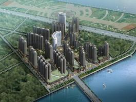 咸宁中央城