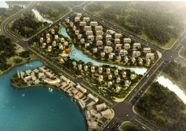 中茵龙湖国际·御墅湾