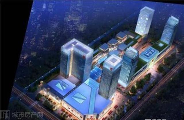 烟台现代国际新城