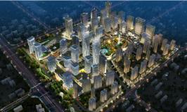 银川新经济服务产业示范园