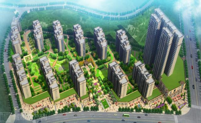 云溪大汉新城