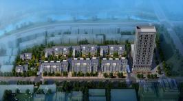 左岸豪庭位于泉兴华庭东北方