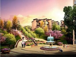 龙泉·常青藤国际花园